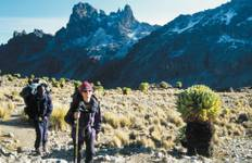Mount Kenya Ascent Tour