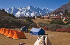 Ama Dablam Base Camp Trek Tour