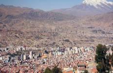 Cusco to La Paz Tour