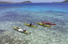 Yasawa Islands Sea Kayaking - Fiji Tour