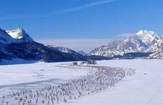 Engadin Ski Marathon Tour