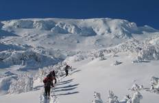 Snowshoeing in Bosnia Tour