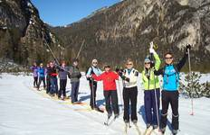 Cross-country Skiing Dobbiaco Tour