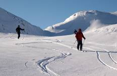 Cross-country Skiing: Mosstrond Tour