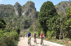 Cycling in Laos Tour