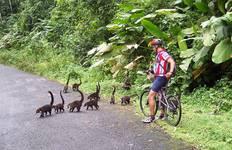 Cycle Nicaragua, Costa Rica & Panama Tour
