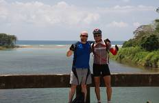 Costa Rica Coast to Coast Ride Tour