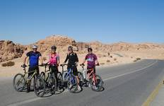 Petra & Wadi Rum by Bike Tour
