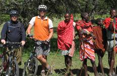 Tanzania Cycle Safari Tour