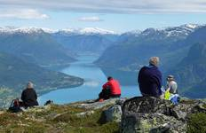 Walking the Fjords Tour