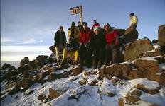Mt Kenya Ascent Tour