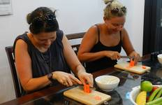Half-day Experience cooking with local people from Ho Chi Minh City Tour