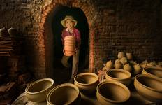 Full-day Cooking Class and Crafts Village by Boat from Da Nang Tour