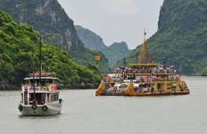 3-day Ha Long & Cat Ba Island from Hanoi Tour