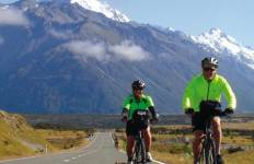 Alps to Ocean Cycle Tour