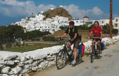 Greek Islands Bike & Boat Tour