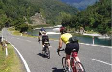 Marlborough and West Coast Cycle Tour