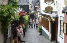 Rhine Valley Barge & Bike Tour