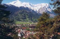 Trans Tyrol - Garmisch to Innsbruck Tour