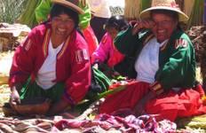 Cusco To La Paz (19 Days) Peru & Bolivia Explorer (inc. Amazon Jungle) Tour
