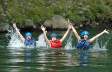 White Water River Rafting Class 3/4  Tour