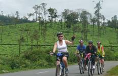 Cycling holiday in Kerala (14 days) Tour