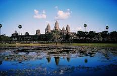 Cambodia Heritage by Bicycle Tour