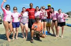 Surfari! Baja Surf Camp for Women Tour