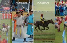 Mongolia Naadam Festival 2017 - Gobi Desert Tour Tour