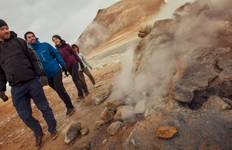 Trekking in Iceland Tour