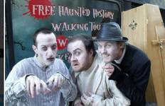 The Gravedigger Ghost Tour Tour