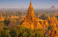 South East Asia between Kunming and Bangkok via Myanmar Tour