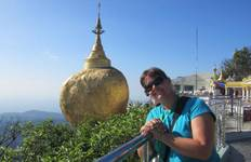 South East Asia between Yangon and Bangkok Tour