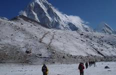 Trek to Everest Base Camp & Kala Pathar Tour