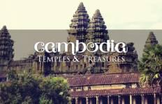 Cambodia Temples & Treasures: A Luxurious Gay Tour of Cambodia & Angkor Wat Tour