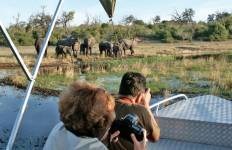 Okavango Wilderness Trail Accommodated Tour