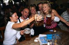 Oktoberfest - 5 Days Hotel (Start/End Munich) Tour