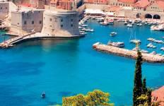Croatian Island Hopper North (Start Dubrovnik) Tour