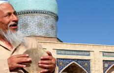 Tashkent to Ashgabat Tour