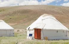 Bishkek to Ashgabat Tour