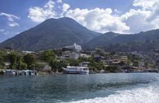 Hiking San Pedro Volcano Tour
