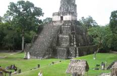 Tikal One Day Tour
