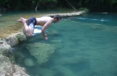 Adventure In Lanquin, Semuc Champey Tour
