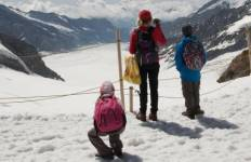 Meiringen: Panoramas of the Swiss Alps - 8 Days Tour