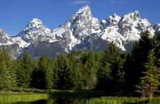 Parks & Canyons Spectacular with Denver Tour