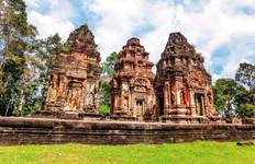 Exploring Vietnam & Cambodia with Bangkok Tour
