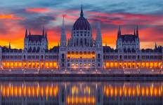 Prague, Vienna & Budapest Tour