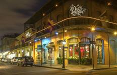 The Old South & Florida with Mardi Gras in New Orleans Tour