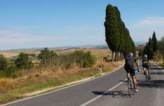 Tuscany 4-Day Bike Tour Tour