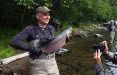 Fly Fishing in Kamchatka Tour